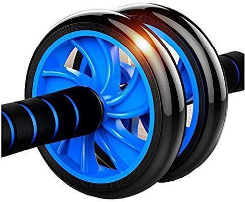 Фитнес колесо Double wheel Abs health abdomen round