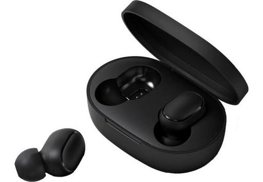 Беспроводные наушники Stereo Bluetooth Headset Xiaomi Mi AirDots Black (Copy)