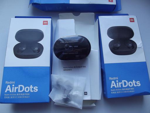 Наушники беспроводные Оригинал Xiaomi Redmi AirDots