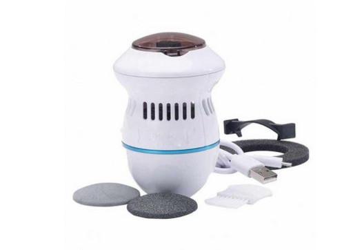 Электрическая пемза PEDI VAC, прибор для удаления мозолей Педи вак