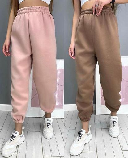 Базовые штаны(джоггеры на флисе)