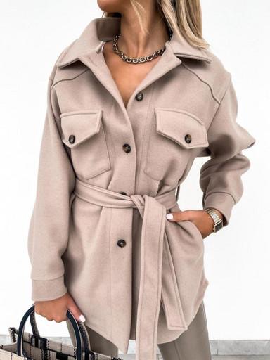 Пальто кашемир на подкладке