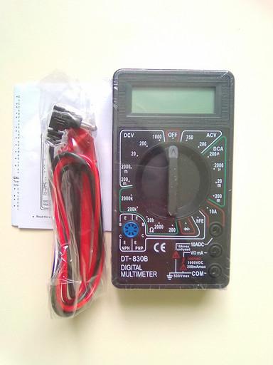 Цифровий мультиметр DT830B