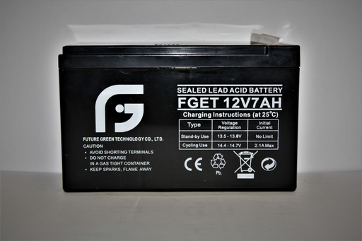 Аккумулятор 12V 7Ah FGET