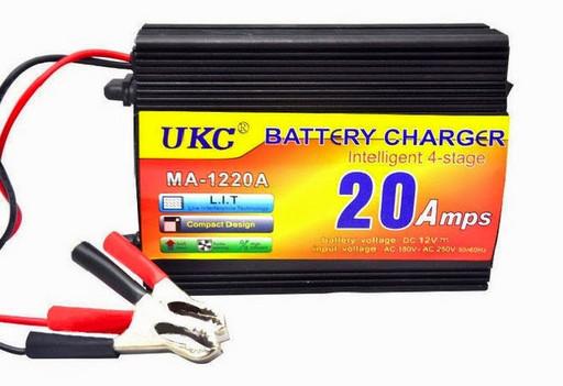 Зарядное устройство для аккумулятора BATTERY CHARDER 20A MA-1220A