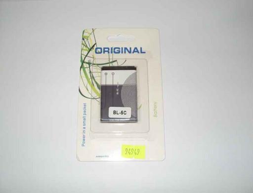Батарейка BATTERY BL5C блистер