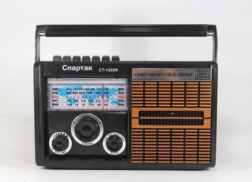 Портативный MP3 Спикер CT 1200 Радио Хит продаж!