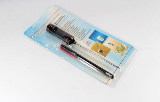 Термометр для еды JR 01, Кухонный цифровой термометр для еды, Термометр еды со щупом-иглой