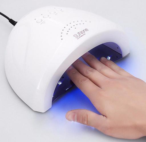 Сушилка для ногтей Sun one nail lamp FD77-1