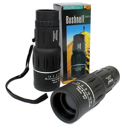 Cверхмощный компактный легкий монокуляр Bushnell 16x52