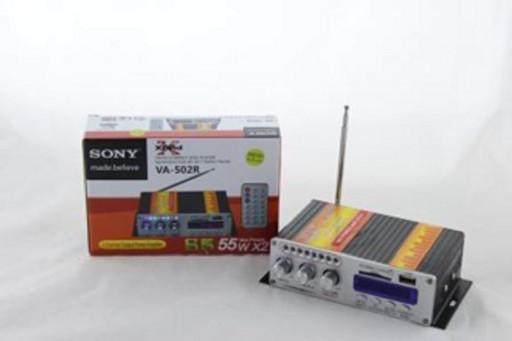 Усилитель звука AMP VA 502 BT