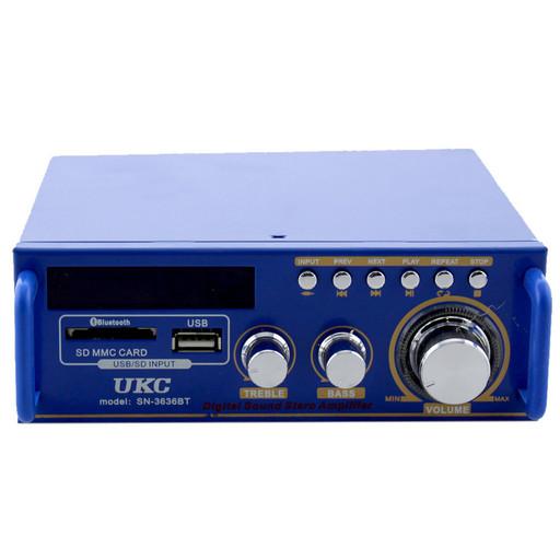 Домашний усилитель AMP SN 3636 BT c bluetooth