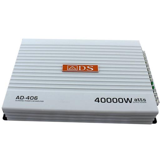 Усилитель звука в машину AMP AD 406