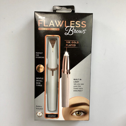 Женский тример для бровей Flawless brows