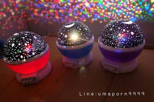Детский вращающийся ночник - проектор стармастер Звездное небо, Star Master Dream rotating projection lamp