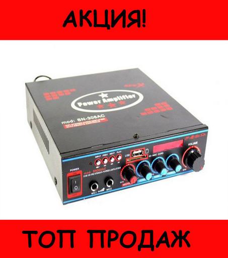 Усилитель AMP 308 BT!Хит цена