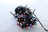 Разноцветная светодиодная гирлянда LED 500 M-4 (500 светодиодов)