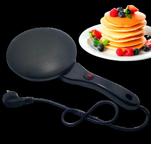 Сковородка блинница Sinbo (einbo) Черная