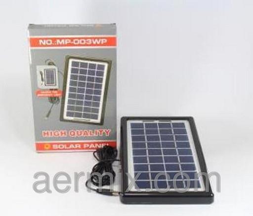 Солнечная панель  Solar board  3W-9V + torch charger             с возможностью заряжать фонарь