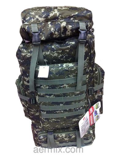 Рюкзак Kaida 70л, рюкзак походный туристический, рюкзак для походов 70 литров, рюкзак туристический