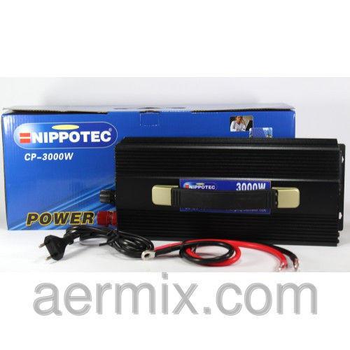 Преобразователь AC/DC 3000W CP CHARGE, автомобильный преобразователь напряжения, инвертор