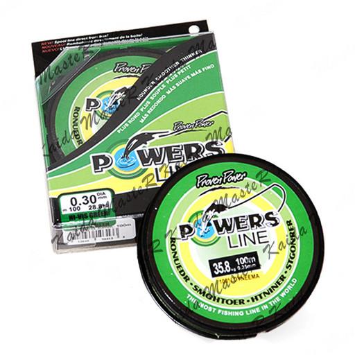 Шнур Power Line -Pro 0.22 100м