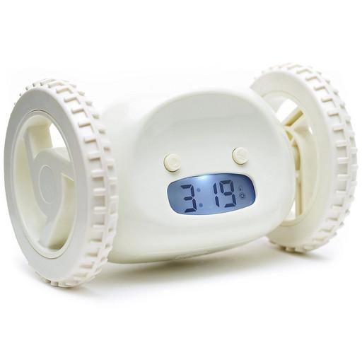 Купить часы-будильник на колесах Runaway clock alarm clock