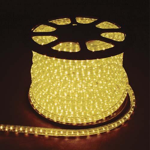 Светодиодный дюралайт Feron LED 2WAY желтый 7000К
