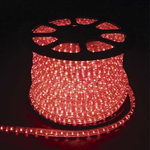 Светодиодный дюралайт Feron LED 2WAY красный 7000К