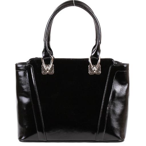 Женская сумка из натуральной кожи через плечо - Jonas Hanway