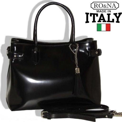 Элегантная женская сумка из натуральной кожи - Итальянская