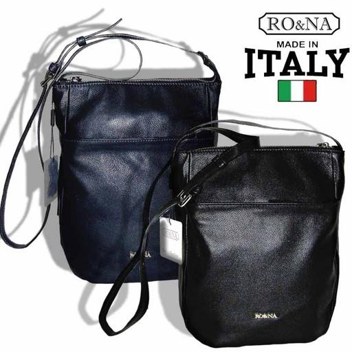 Женская сумка планшет из натуральной кожи - RONA