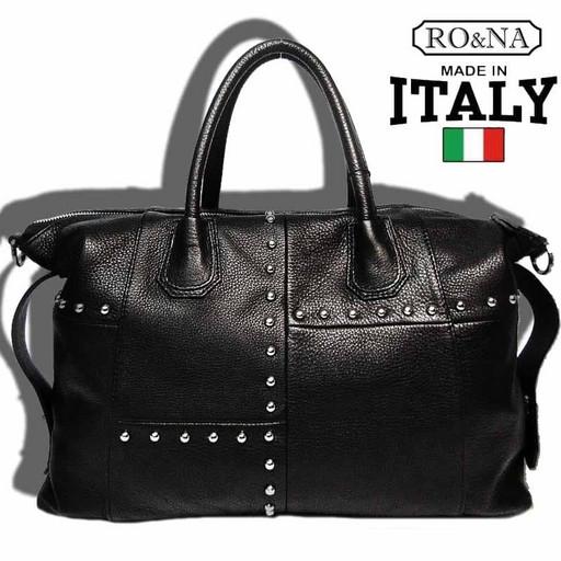 Женская сумка из натуральной мягкой кожи - Итальянская