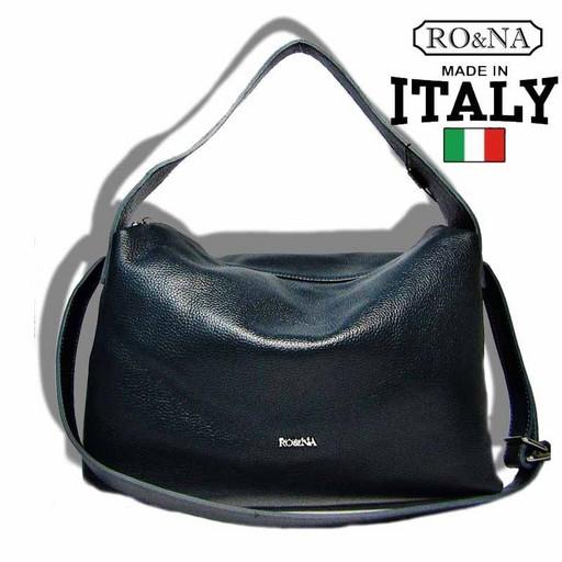 Женская классическая Итальянская сумка - натуральная кожа