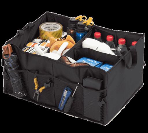 Органайзер в багажник-польза для порядка автомобиля