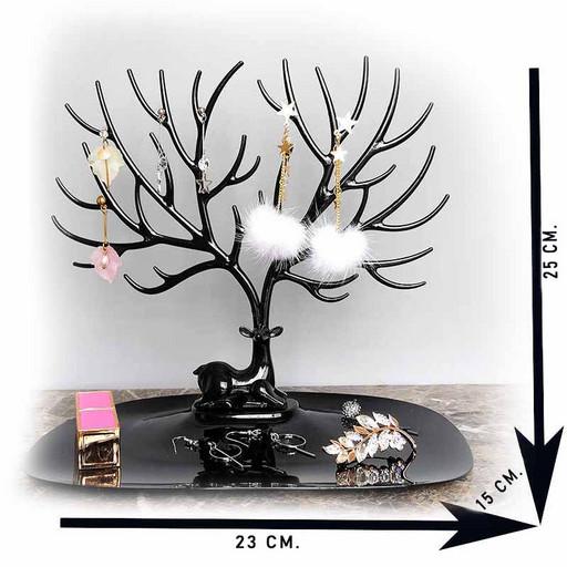 Подставка органайзер для ювелирных украшений - держатель бижутерии