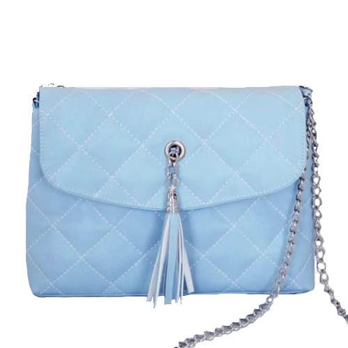 Маленькая женская сумка через плечо - на лето