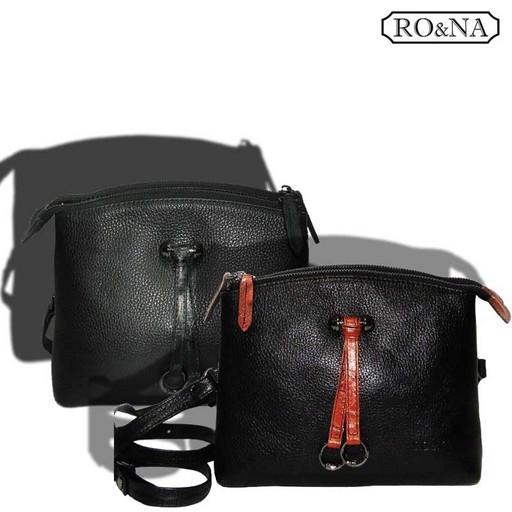 Турецкая кожаная сумка - маленькая через плечо