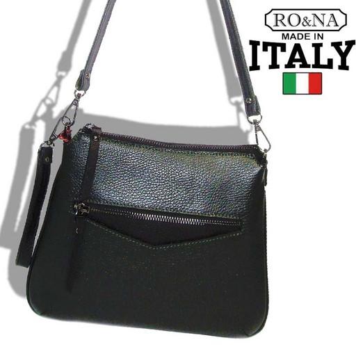 Женская сумка из натуральной кожи планшет-Итальянская
