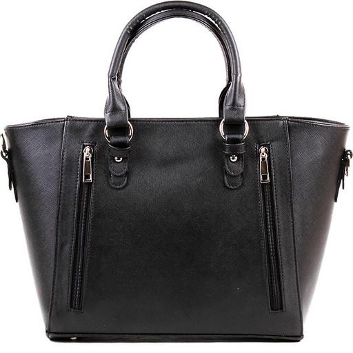 Женская повседневная сумка через плечо - Трапеция