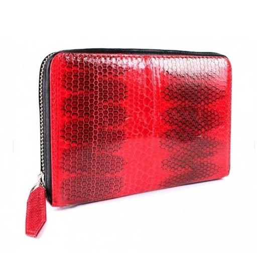 Красный женский кошелек 87212