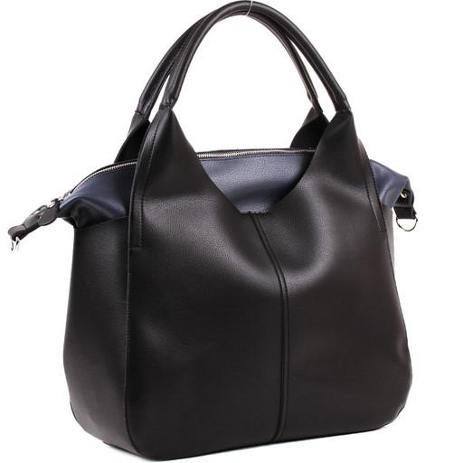 Женская большая сумка с вкладышем внутри