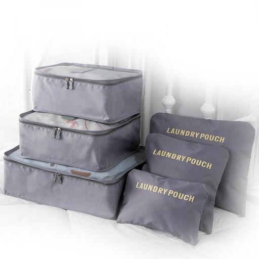 Органайзеры для вещей в чемодан и путешествие