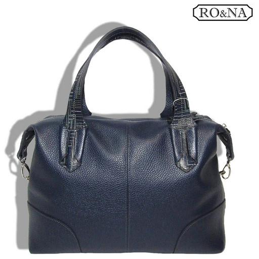 Женская сумка из натуральной кожи - классическая через плечо