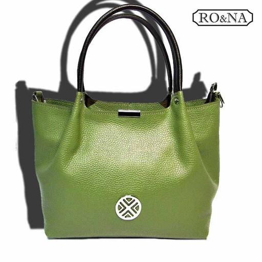Женская сумка из натуральной кожи - небольшого размера