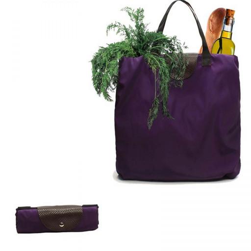Легкая сумка для покупок - складная