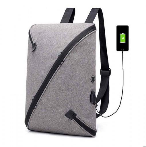 Городской рюкзак usb
