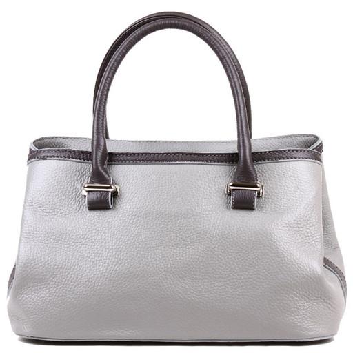 Женская сумка из натуральной кожи - повседневная через плечо