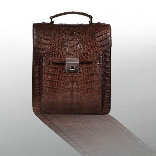 Мужская сумка планшет из кожи премиум