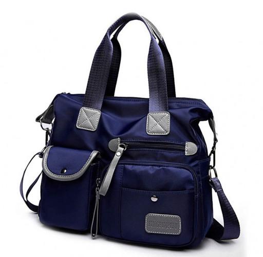 Тканевая сумка 7 карманов наружных